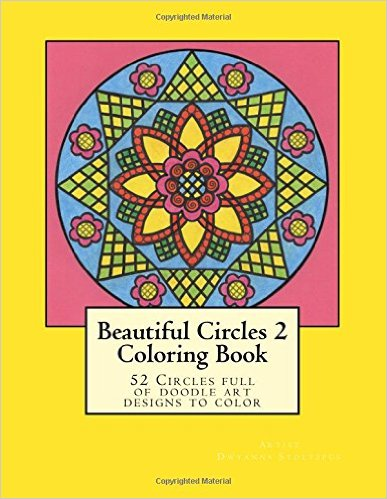 Fun And Whimsy With Dwyanna Stoltzfus Adult Coloring