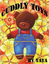 Cuddly Toys by Yaya Global Doodle Gems adult coloring book