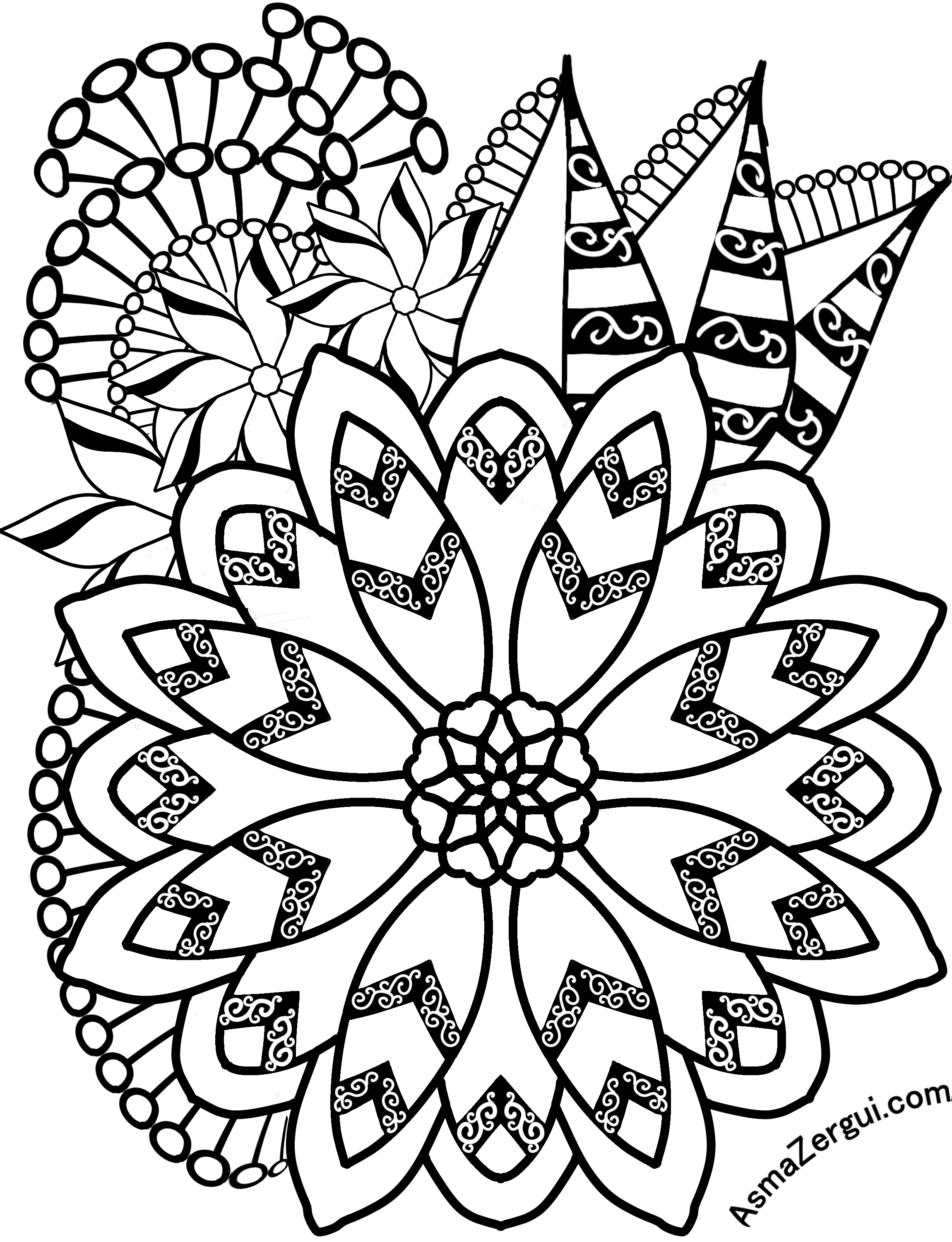 Free coloring pages adult coloring worldwide Coloring books for young adults