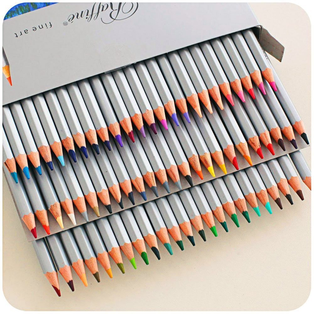 72-color Raffine Marco Fine Art Colored Pencils/ Drawing Pencils