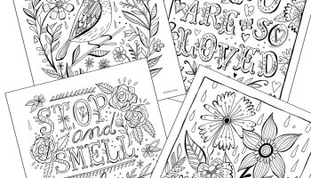 Create Magic A Coloring Book By Katie Daisy For Adults And Kids At Heart Adult Coloring Worldwide