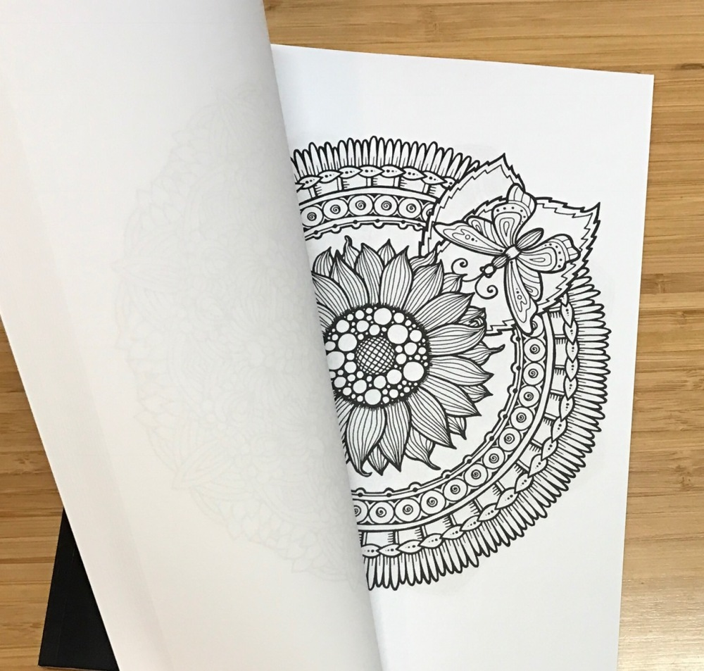 Adult Coloring Books Mandala For A Stress Relieving Experience Mandalas Relief